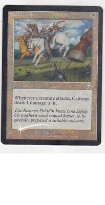 Caltrops 7th Edition NM Artifact Uncommon MAGIC THE GATHERING CARD ABUGames