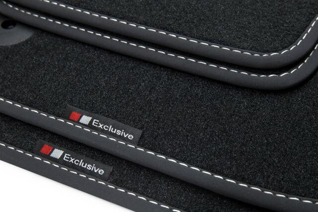 Exclusive-line Design Fußmatten für Opel Insignia A Bj. 2008-2017