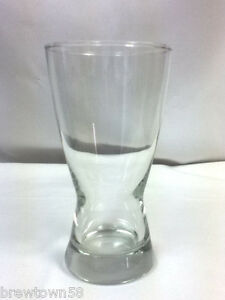Footed-pilsner-style-weisse-beer-glasses-1-single-bar-glass-drink-tap-drink-JC6