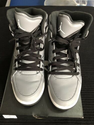 Nike Sc Nice 1 Sz Top Hi Flight Jordan Grigio Uomo Air Nm Rare 10 2012 0AAwxnqgH