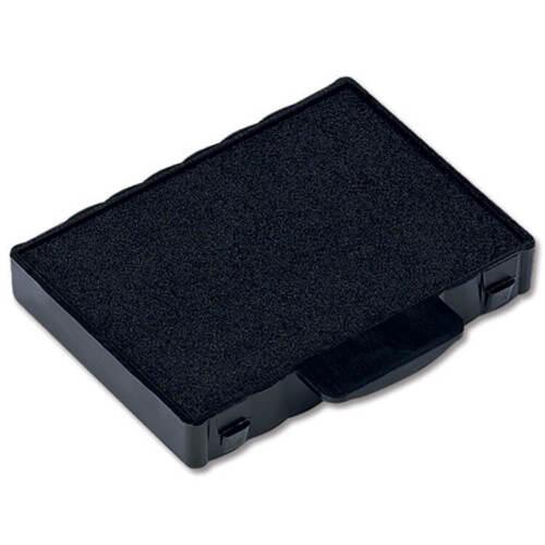 Trodat Professional Refill Ink Cartridge Pad Black for Dater  PK 2