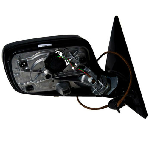 Right Driver Side OS Wing Mirror Electric Heated Shadowline W//O Glass Or Cover