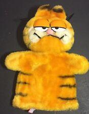 Garfield Vintage Hand Puppet Cat Cartoon Comic FUN FARM 1981
