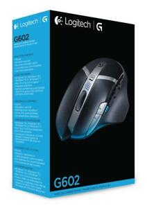 Details about High Quality Logitech G602 Lag-Free Wireless Gaming Mouse for  Desktop Laptop