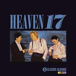 HEAVEN-17-5-Clasico-albumes-NUEVO-CD