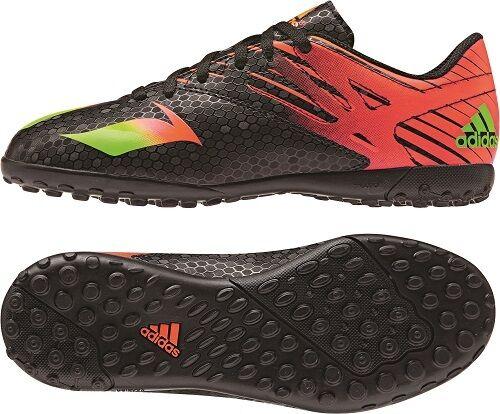 09aa3beeba582 Adidas Niños zapato de Fútbol Messi 15.4 TF Junior Multitacos zapatillas  talla