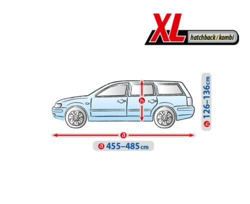 Basic Telo copriauto Audi A4 B8 2007-2015 SW Copertura Protettiva