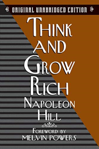 `Hill, Napoleon`-Think And Grow Rich (US IMPORT) BOOK NEU
