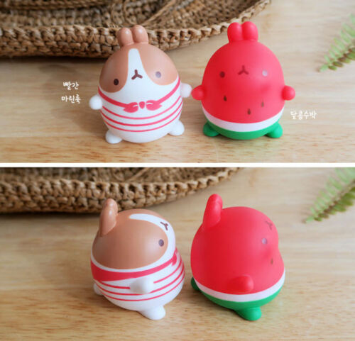 """Packs Completed Box Collectible Toy Cute Rabbit Molang 2/"""" Mini Figure Ver.1 12"""