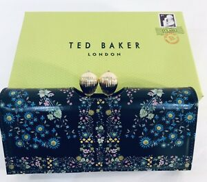 bb76b40bdbcef7 Image is loading Ted-Baker-Women-Purse-Unity-Flag-Bobble-Matinee-