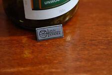 Linn LP12 Badge for all Linn LP-12 dust cover Stainless steel