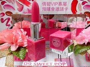 SALE-Clinique-Pop-Lip-Colour-Primer-09-Sweet-Pop-2-3g-Lipstick-034-POSR-FREE
