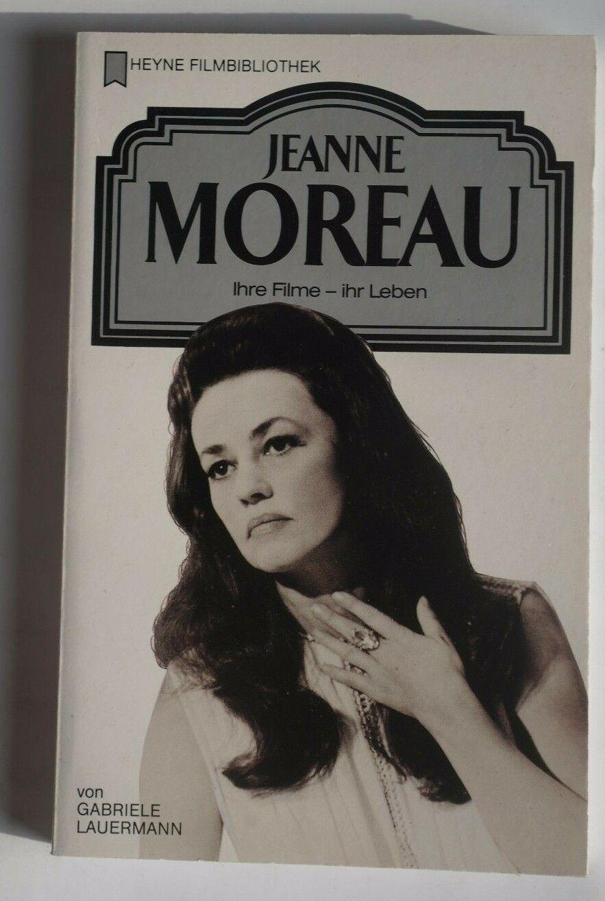 R202045 HFB Nr.133 Jeanne Moreau Ihre Filme - ihr Leben - Gabriele Lauermann