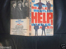 THE BEATLES OFFICIAL HELP 1st Edition ORIGINAL PAPERBACK BOOK SECOND FILM FAB!