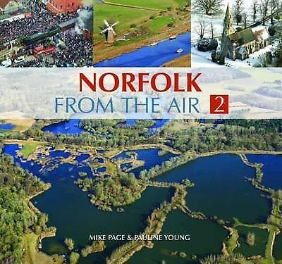 1 of 1 - Norfolk from the Air, 2, Very Good Condition Book, Young, Pauline, Page, Mike, I