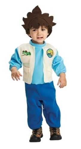 Nick Jr Go Diego Go Baby Infant Costume
