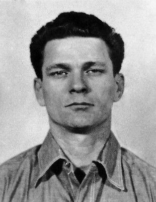 Frank Morris New 8x10 Photo 1962 Escapee From Alcatraz Federal Penitentiary
