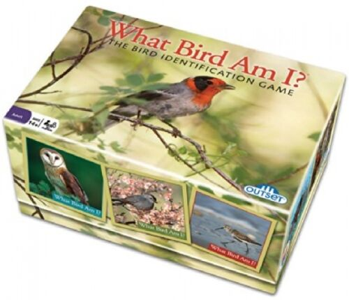 Bird Trivia Game What Bird Am I? The Ultimate Educational Bird Trivia Card