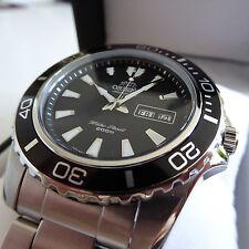 XXL45mm Orient Mako Deep FEM75001BV Automatic Watch Automatik Herren Taucher Uhr