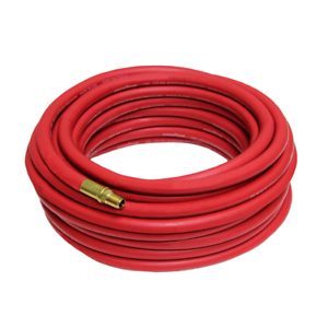 Details about  /Good Year 12674 Rubber Air Hose Red 50-Feet x 3//8-Inch