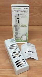 Genuine-Nyko-86020-Intercooler-External-Fan-For-Xbox-360-READ