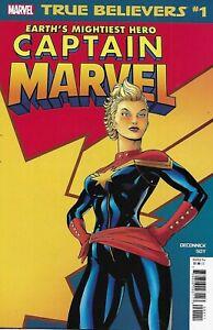 Captain-Marvel-Comic-Issue-1-Classic-Reprint-True-Believers-2019-Sue-Deconnick