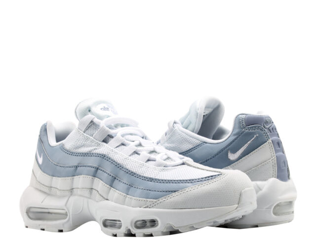 new concept ff96b b3c71 Nike Air Max 95 Essential Pure Platinum/White Men's Running Shoes 749766-036