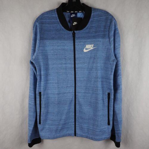 à S en 837008 Sportswear clair glissière bleu 15 Advance fermeture Nike tricot hommes 450 Veste complète pour zHq16qx