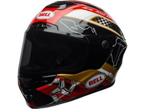 CASQUE-INTEGRAL-BELL-STAR-ISLE-OF-MAN-CHOIX-TAILLE-XS-XXL