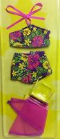Mattel Barbie Sun and Sea Fashions - Bathing Suit and MORE! (2002) - 68085 Toys