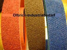 Schleifvlies Schleifband 75x2000 oder 150x2000 mm Vlies Schleifbänder, Vliesband