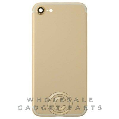 Rose Gold CDMA /& GSM Door with Frame for Apple iPhone 7 Plus with Glue Card