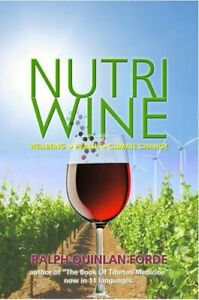 Nutriwine-Wellbeing-Health-Climate-Change-9780957131859-Brand-New