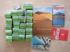 Algerien und die Sahara um 1973: Ca. 500 Dias und Bücher
