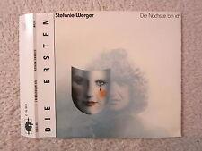CD / STEFANIE WERGER  / DIE ERSTEN / AUSTRIA / RARITÄT / ATOM /