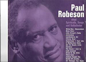 Paul-Robeson-singt-Spirituals-Songs-und-Volkslieder-25-cm-LP-von-ca-1960