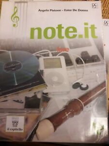 Note.it - fare - capire 1 e capire 2 corso di musica con 2 CD-ROM