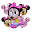 Disney-Mickey-Minnie-Mouse-Birthday-Foil-Latex-Balloons-1st-Birthday-Baby-Shower thumbnail 9