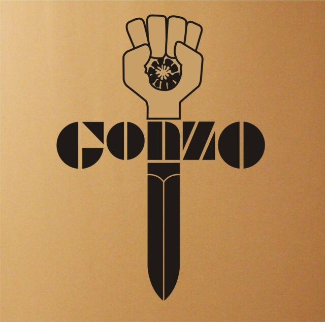 Gonzo Journalism Collection On Ebay