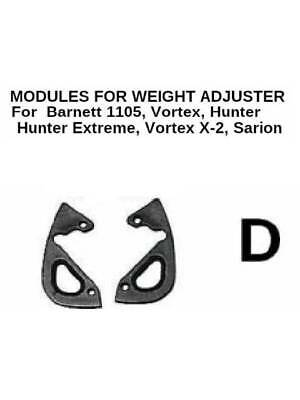 Barnett Compound Bow WEIGHT  CAM ADJUSTER Module SIZE B