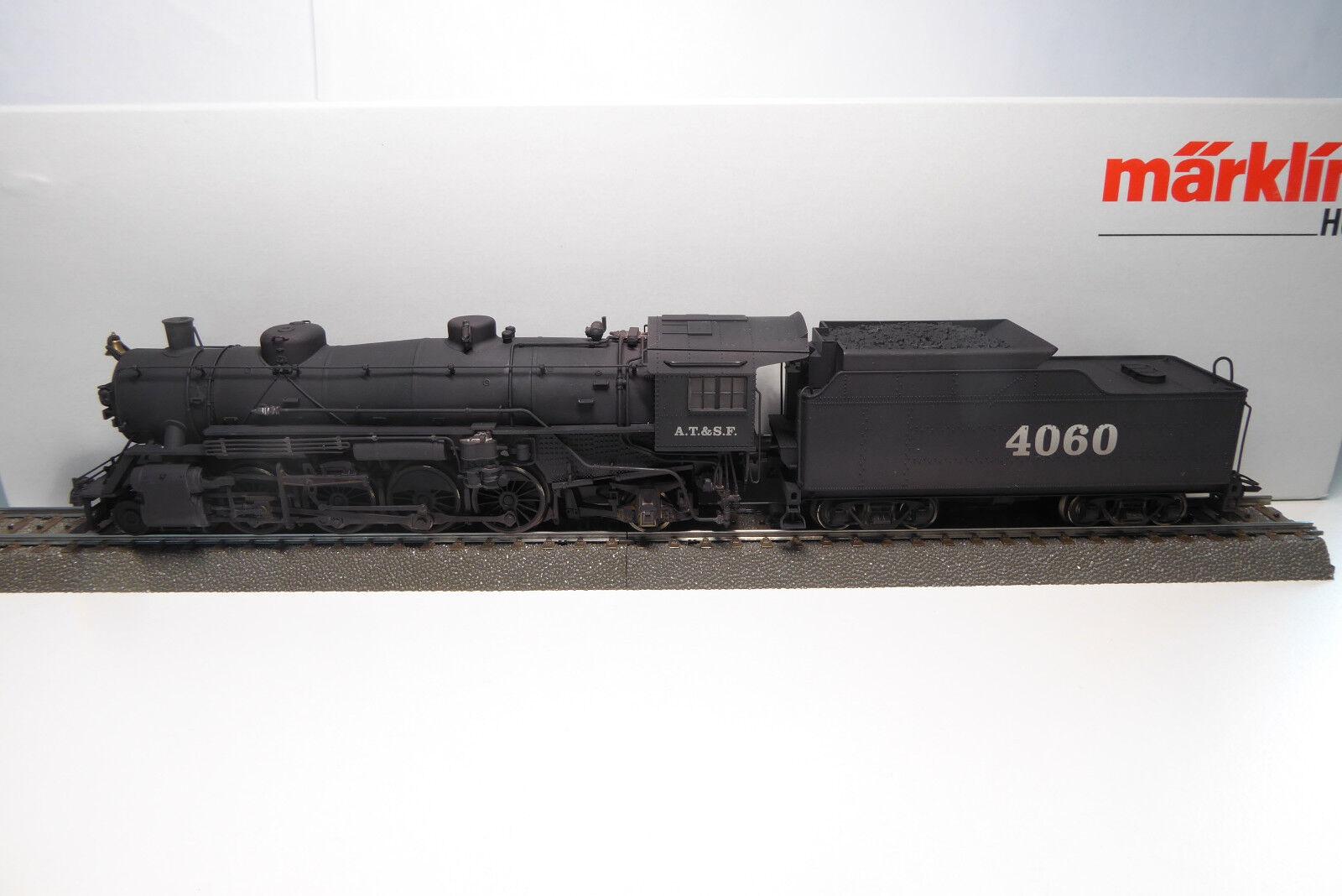 37935 US locomotiva 4600 Mikado MFX +/Audio, Nuovo/Scatola Originale