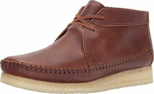 Clarks Uomo Weaver Chukka Boot- Pick SZ/Color.