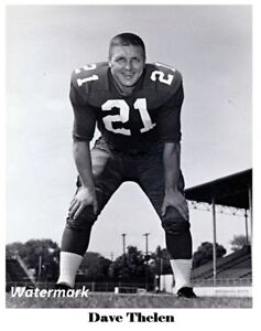 CFL-HOFer-RB-Dave-Thelen-Ottawa-Rough-Riders-8-X-10-Photo-Picture-Free-Shipping