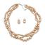 Charm-Fashion-Women-Jewelry-Pendant-Choker-Chunky-Statement-Chain-Bib-Necklace thumbnail 37