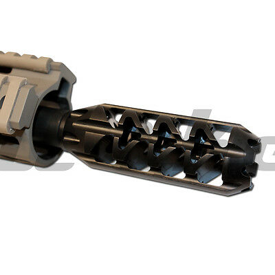 Cobra Steel Compensator 308/7.62 Large Muzzle Brake 5/8x24