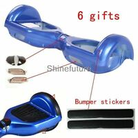 Blue Outer Shell Case For 6.5 Smart Self Balancing Electric Scooter Hover Board