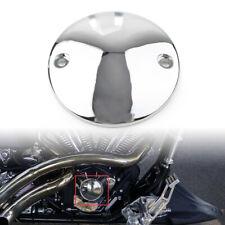 Clear Plastic Timing Hole Plug Harley Softail Custom FXSTC 1986-1999 Motorcycle