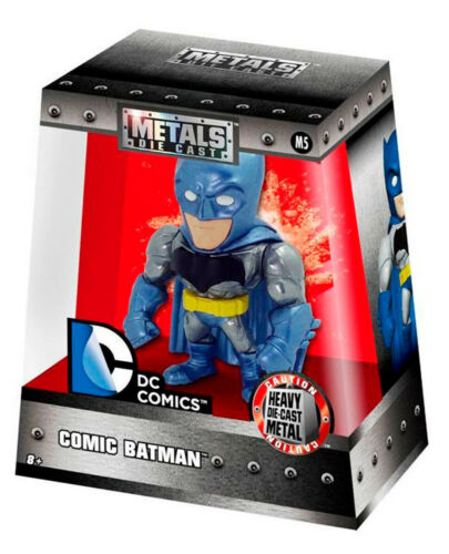 Jada Oval Metals Die Cast DC Comics Batman 97922 Batman