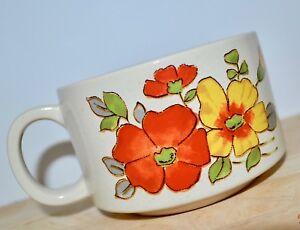 Vintage-Nantucket-Japan-Handled-Soup-Chowder-Mugs-Cup-Bowl