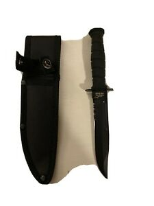 Knife. Fixed Blade